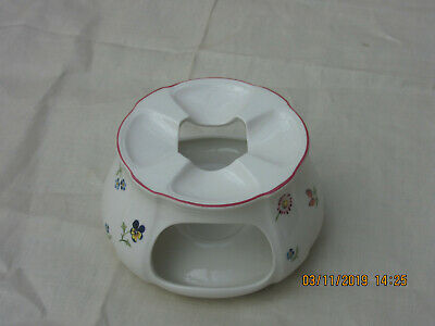 Villeroy & Boch Warmer -Country Collection-Petite Fleur - Never Been Used