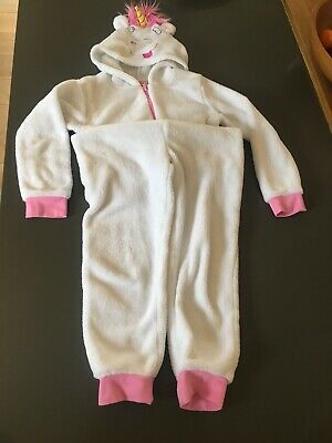 Despicable Me Fluffy Unicorn One Piece Sleep Suit 9-10 Years 140cm