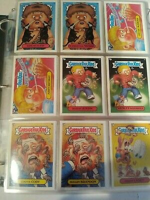 Garbage Pail Kids ANS 1-7 Complete Sets 590 Cards All New Series