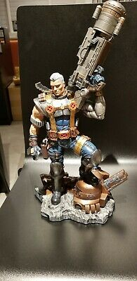 Diamond Select Marvel Premier Collection Cable Statue