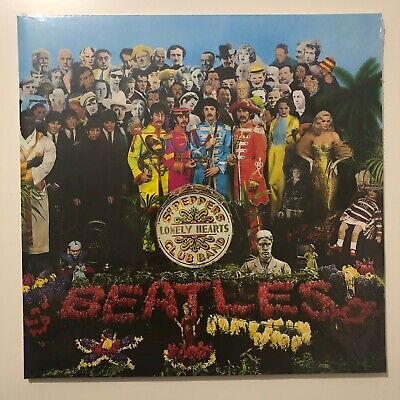 The Beatles - Sgt. Pepper's Lonely Hearts Club Band LP 180g Vinyl Record [NEW]