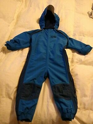 Spotty Otter Fleece Lined Puddle Suit 1-2yr
