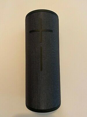 UE Ultimate Ears Boom 3 Wireless Speaker - Nightblack Black