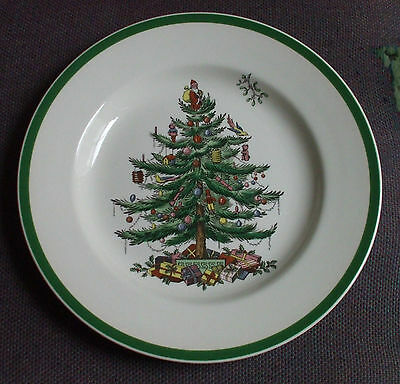 Spode Xmas Christmas Tree Large 26.5cm Dinner Plate