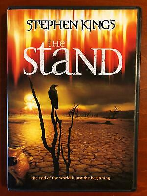 The Stand (DVD, 1994, Stephen King) - F1230