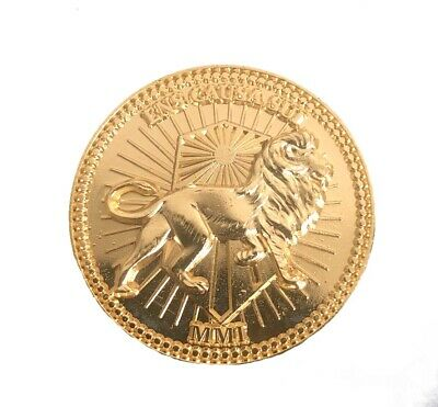 John Wick Gold Coin highest quality