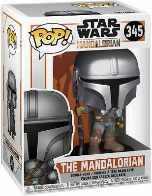 Funko Pop! Star Wars: The Mandalorian Final #345 (IN HAND READY TO SHIP)