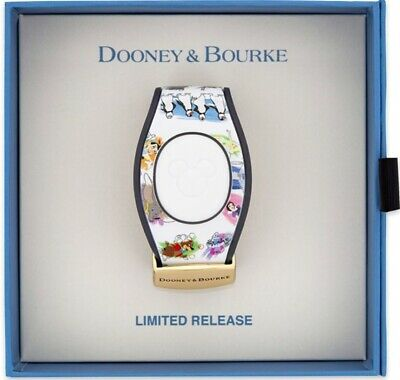Disney Parks Ink and Paint Dooney And Bourke Magicband