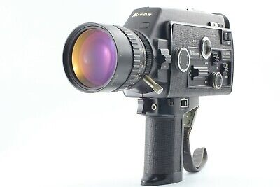 【AS-IS】Nikon R10 SUPER Movie Film Camera 8mm from Japan #225