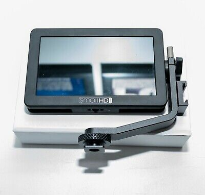 """SmallHD FOCUS 5"""" Monitor with articulating arm"""