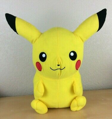 "Pokémon Pikachu Large / Jumbo 24"" Toy Factory Plush"