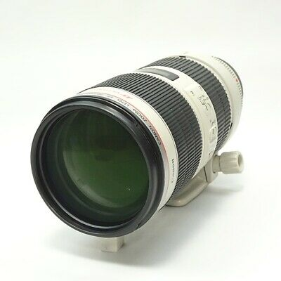 Canon EF70-200mm F2.8L IS II USM camera lens Working Properly F/Shipping (d601