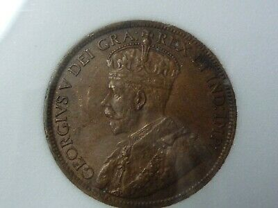 "1916  Canadian One Cent "" Ms-63-"