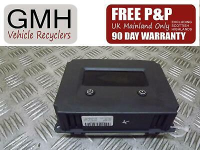 Vauxhall Vectra C Radio Digital Clock Display Unit 102377010 /131114365 2002-09©