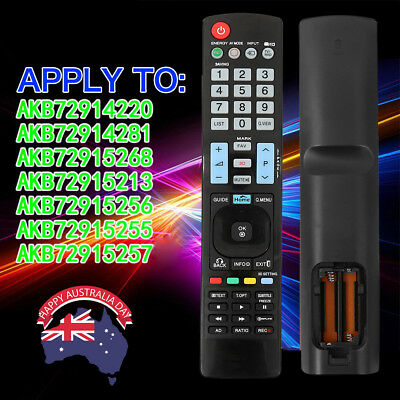 new TV Remote Control for 2000-2019 Years All LG Smart 3D HDTV LED LCD TV