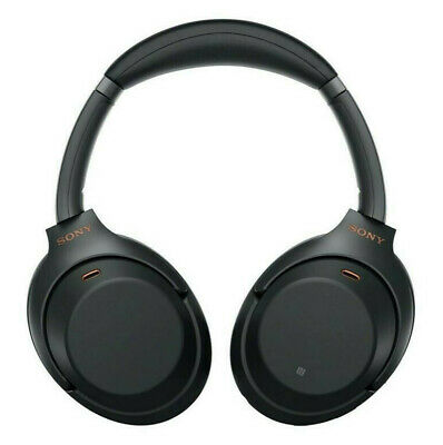 Sony WH-1000XM3 Wireless Noise Cancelling Headphones - Black - BRAND NEW