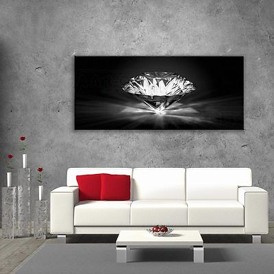 Glass Print Wall Art 125x50 cm Image on Glass Decorative Wall Picture 79774835