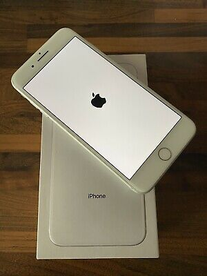 Apple iPhone 8 Plus - 64GB - White (Unlocked)