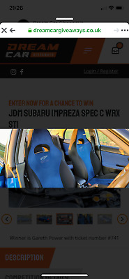 Spec c Subaru fresh import 01-01-2020