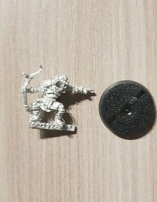Games Workshop Citadel Lord of the Rings Lotr Orc Trackers C Metal
