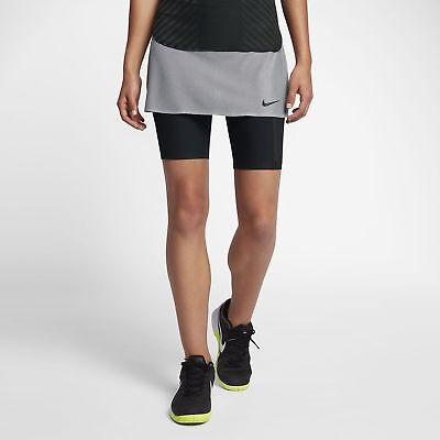 Nike NikeCourt Dry Tennis Skirt Built-in Shorts XS  -NEW WITH TAGS-854843-041