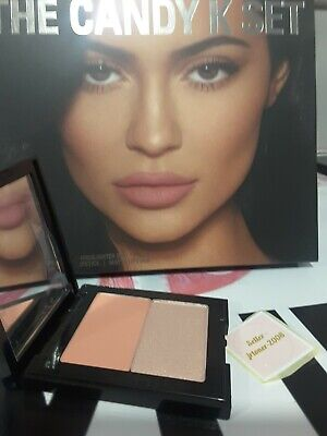 Kylie Cosmetics - Kylie Jenner Candy K Matte Blush / Candy K Highlighter