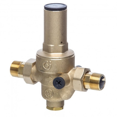"Caleffi 536060 Pressure Reducing Valve 1"" Series 5360 EN 1567"