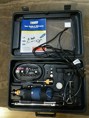 Powercraft 160W Pct-160 Combitool Plus Accessory Set - Used