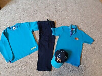 Beavers Uniform size 28 approx age 6-8 years Jumper Top Trousers Cap Scout Shop