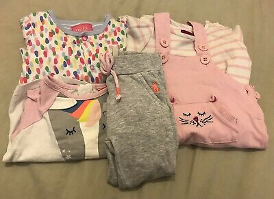 Baby Girls Bundle Of Joules Clothes. Age 3-6 Months.