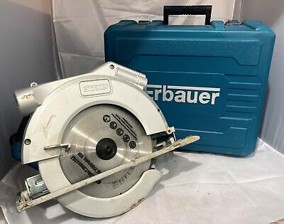 Erbauer ECS2000 2000W 235mm Circular Saw 220-240V