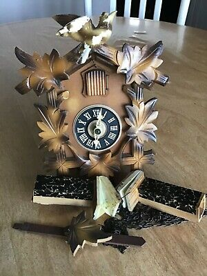 Cuckoo Clock For Spates Or Repair