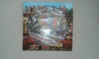 The Beatles, SGT PEPPERS LONELY HEARTS CLUB BAND LP-Picture Disc-Very Rare
