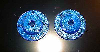 Rubber Reel to Reel spool holder retainers Halloween Spider web Made in the USA