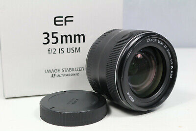 Canon EF 35mm f/2.0 IS USM Objektiv