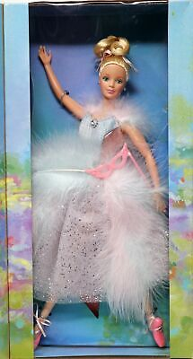 Ballet Masquerade Barbie Doll #29385 New Never Removed from Box 2000 Mattel