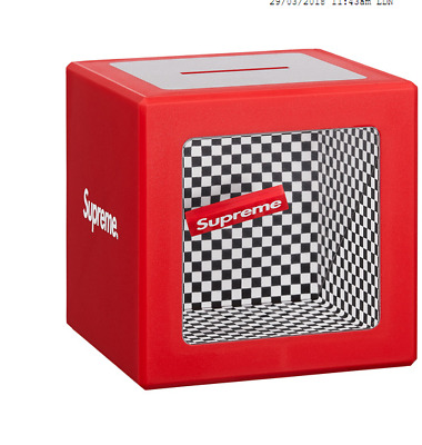Supreme Illusion Coin Box SS18 *order confirmed* deadstock soldout