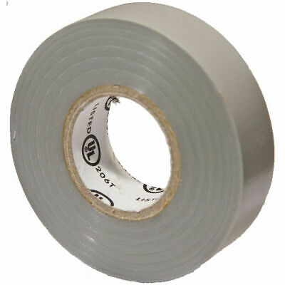 """10pc Set Electrical Tape 3//4/"""" inch x 50/' ft Professional Rubber Splicing Brown"""