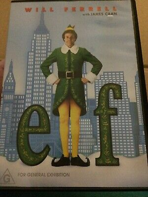 Elf [New & UnSealed] DVD - Will Ferrell