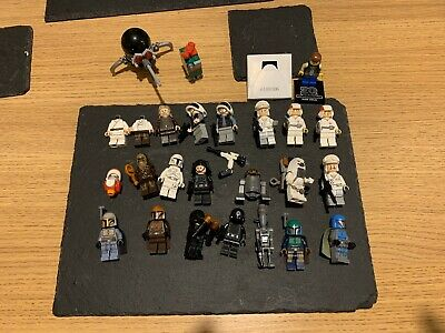 LEGO Star Wars Minifigures & Spares Bundle / Joblot