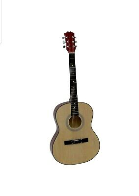 "BRAND NEW!!! 39"" Full Size 4/4 6 String Steel Strung Acoustic Guitar"