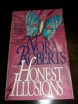 Honest Illusions by Nora Roberts - Paperback 1993
