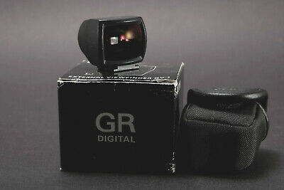 Ricoh GV-1 Viewfinder for Ricoh GR 21/28mm-Boxed