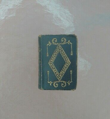 """Printed In 1844 """"A Collection Of Hymns Methodist Episcopal Church"""" Small Book"""