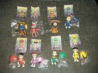 Power Rangers Loyal Subjects Set