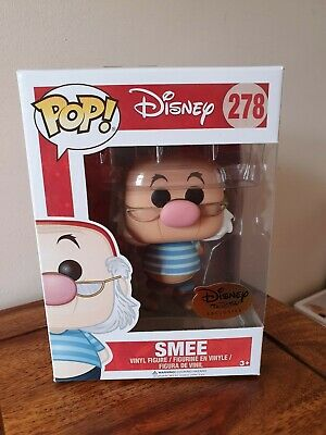 Funko Pop Disney Exclusive Smee Rare limited edition