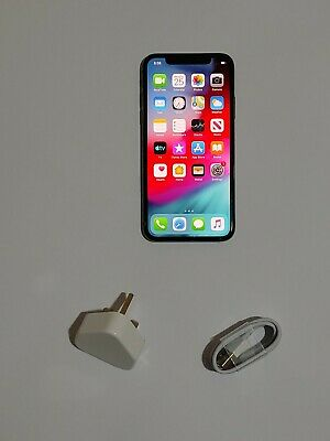 Apple iPhone X - 64GB - Space Grey (Unlocked) A1901 (GSM) [73]