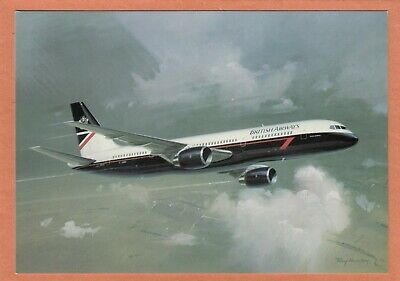 2121 - British Airways Boeing 757 - Roy Huxley - Avion - Plane - Neuve