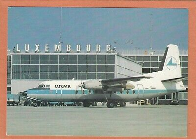 2149 - Luxair - Fokker Friendship F27 - Avion - Plane - Neuve