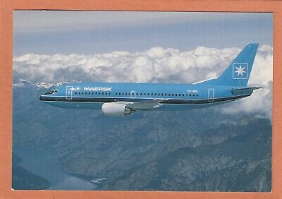 2154 - Maersk Air - Boeing 737-300 - Avion - Plane - Neuve